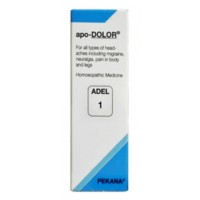 ADEL Germany Homeopathy - ADEL1 Apo-Dolor Drops 20 ml