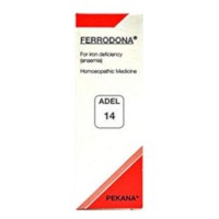 ADEL Germany Homeopathy - ADEL14 Ferrodona Drops 20 ml