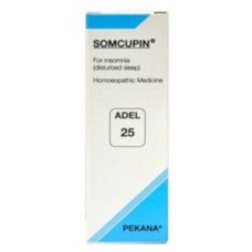 ADEL Germany Homeopathy - ADEL25 Somcupin Drops 20 ml