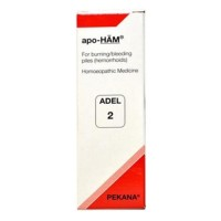 ADEL Germany Homeopathy - ADEL2 Apo-Ham Drops 20 ml