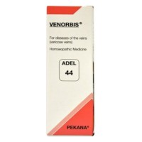ADEL Germany Homeopathy - ADEL44 Venorbis Drops 20 ml