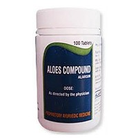 Alarsin - Aloes Compound 100 Tablets