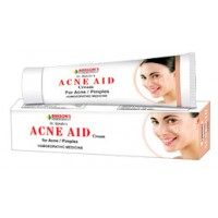 Bakson's Homeopathy - Acne Aid Cream 30 g