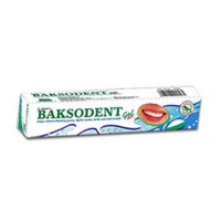 Bakson's Homeopathy - Baksodent Gel Toothpaste 100 g