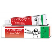 Bakson's Homeopathy - Cantharis Ointment 25 g