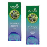 Biotique - Bio Bhringraj Therapeutic Hair Oil 120 ml