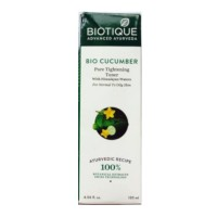 Biotique - Bio Cucumber Pore Tightening Toner 120 ml