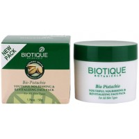 Biotique - Bio Pistachio Pack 50 g
