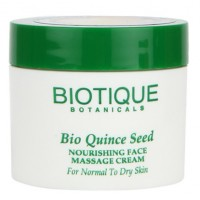 Biotique - Bio Quince Seed Nourishing Face Massage Cream 50 g
