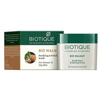 Biotique - Bio Walnut Purifying & Polishing Scrub 50 g