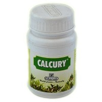 Charak - Calcury 40 Tablets