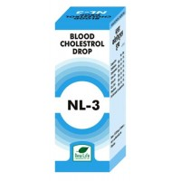 New Life Labs - NL3 Blood Cholesterol Drops 30 ml