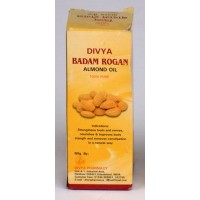 Divya Patanjali - Badam Rogan (Almond Oil) 60 ml