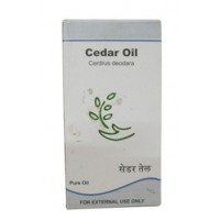 Dr. Jain's - Cedar Oil 10 ml