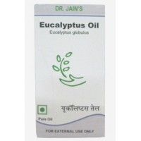 Dr. Jain's - Eucalyptus Oil 10 ml