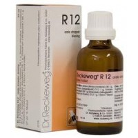 DR. RECKEWEG R12 - Calcification Drops 22 ml