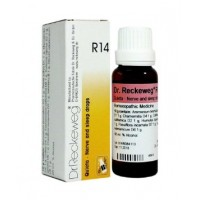 DR. RECKEWEG R14 - Nerve and Sleep Drops 22 ml