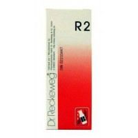 DR. RECKEWEG R2 - Heart Efficiency Gold Drops 22 ml