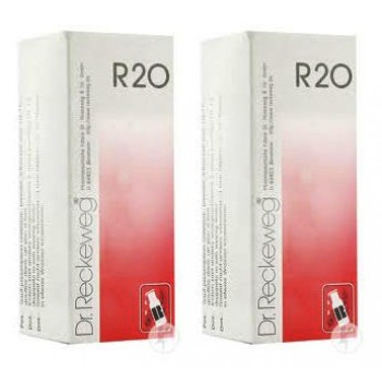 Dr  Reckeweg Germany R20|Homeopathic Obesity Medicine|My