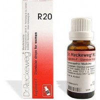 DR. RECKEWEG R20 - Euglandin F Glandular Drops for Women 22 ml
