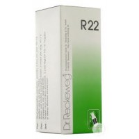 DR. RECKEWEG R22 - Najasthen Drops for Nervous Disorder Anginous Condition 22 ml