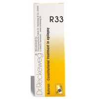 DR. RECKEWEG R33 - Buforan Epilepsy Treatment Drops 22 ml