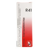 DR. RECKEWEG R41 - Sexual weakness Drops 22 ml