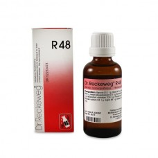 DR. RECKEWEG R48 - Pulmosol Pulmonary Drops 22 ml