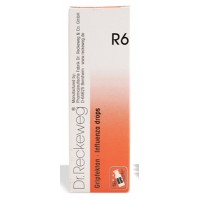 DR. RECKEWEG R6 - Influenza Drops 22 ml