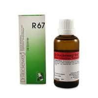 DR. RECKEWEG R67 - Kollapsin Drops for Circulatory Debility 22 ml