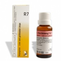 DR. RECKEWEG R7 - Hepagalen Liver & Gallbladder Drops 22 ml