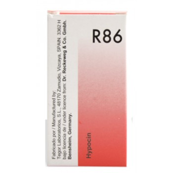 DR  RECKEWEG R86|Hypocin Hypoglycemia Drops|Natural Low