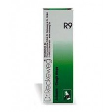 DR. RECKEWEG R9 - Cough Drops 22 ml