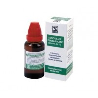 Dr. Willmar Schwabe Homeopathy - Aesculus Pentarkan Drops 30 ml