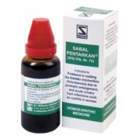 Dr. Schwabe Homeopathy - Sabal Pentarkan Drops 30 ml