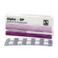 Dr. Schwabe Homeopathy - Alpha-DP 40 Tablets
