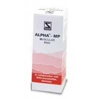 Dr. Schwabe Homeopathy - Alpha-MP Drops 30 ml