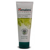 Himalaya Herbals - Almond & Cucumber Peel-off Face Mask 100 g