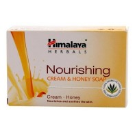 Himalaya Herbals - Nourishing Cream & Honey Soap 75 g