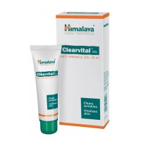 Himalaya Herbals - Clearvital Anti-Wrinkle Skin Gel 30 ml