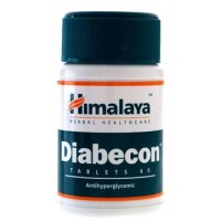 Himalaya Herbals - Diabecon 60 Tablets