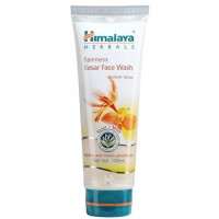 Himalaya Herbals - Fairness Kesar Face Wash Instant Glow 100 ml