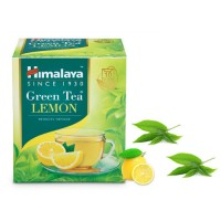 Himalaya Herbals - Green Tea Lemon 10 x 2 g