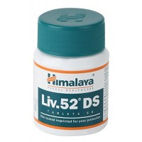 Himalaya Herbals - Liv52 DS - 60 Tablets