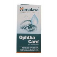 Himalaya Herbals - Ophthacare Eye Drops 10 ml
