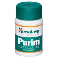 Himalaya Herbals - Purim 60 Tablets