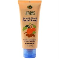 Jovees - Apricot and Almond Facial Scrub 100 g