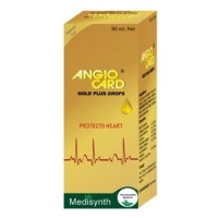 Medisynth - Angio Card Gold Plus Drops 30 ml