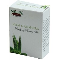 Nature's Essence - Neem & Aloevera Soap 150 g