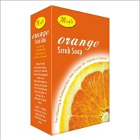 Nature's Essence - Orange Scrub Soap 75 g